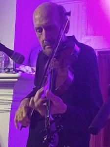 Fiddler Speedy Price of Frisco. Photo: C. Lelinbach