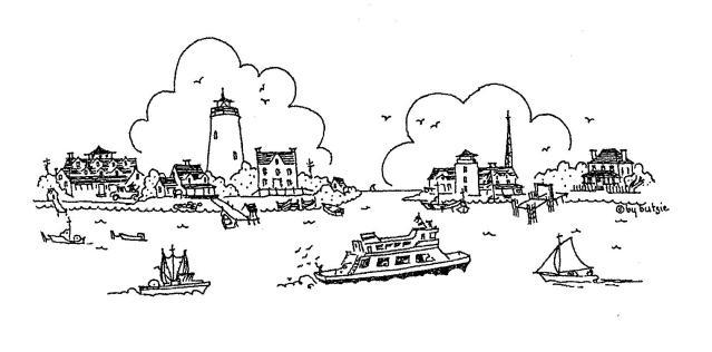 Drawing by Butsie Brown