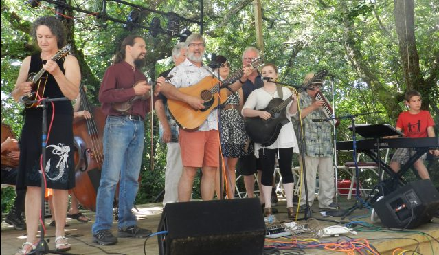 Ocrafolk Festival, Ocracoke, NC