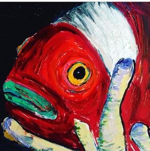 Artists on Ocracoke Island, NC