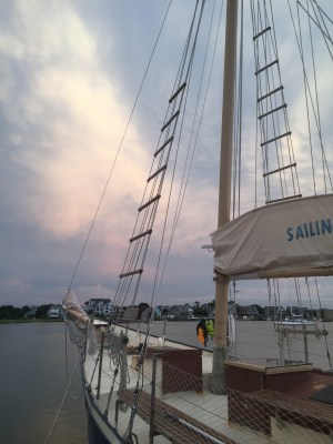 Skipjack Wilma Lee Ocracoke NC