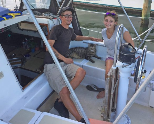 Living the adventure: Life on a sailboat - Ocracoke Observer