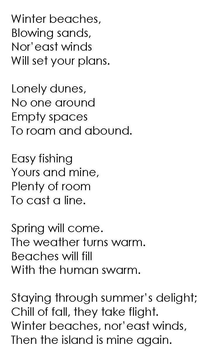 Uknown Poems 1
