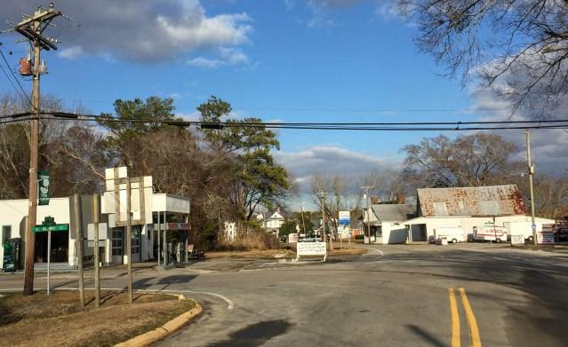 Swan Quarter, North Carolina. Photo: C. Leinbach