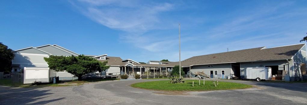 Ocracoke School as it appears today. Photo: Richard Taylor
