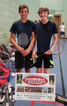 Image: Badminton - Sports Festival 2018