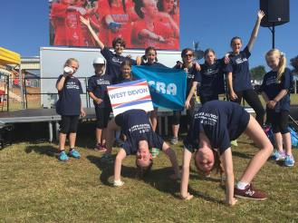 Image: South West Rotary Yough Games 2018