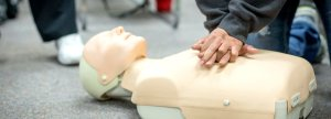 Image: CPR Training
