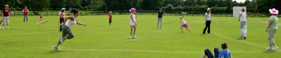 Sports Festival Rounders Competition