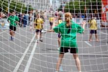 Handball - Balonmano_en_la_calle