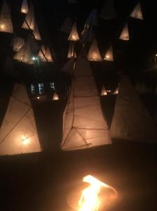 Image: Okehampton Lanterns Procession 2018