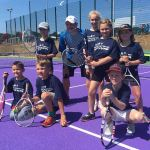 Image: Team West Devon Mini Tennis 2018