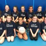 Team West Devon Netball 2018