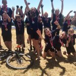 Team West Devon Cyclo X win gold