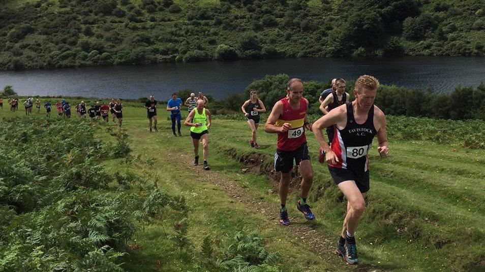 Image: Oke running