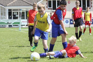Okehampton Children's Inclusive Football Day - June 1st, 2018