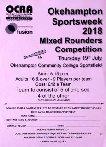 Image: mixed rounders 2018 entry form