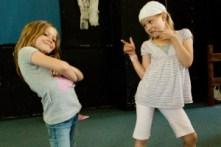 Image: OCRA Mini dance