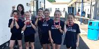 Image: West Devon team 2018 gold medal