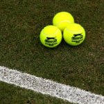 Image: Aegon open tennis balls
