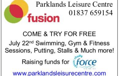 Image: Parklands sponsorship ad