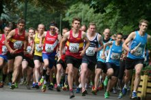 image: Tavistock Relays start 2016