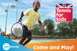 Image: LTA Tennis for Kids