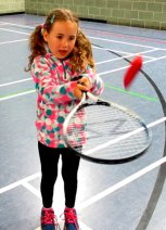 NEW mini ball & racket skills course this Autumn