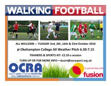 Image Walking Football 2018