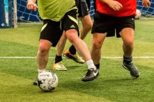 Image: Walking football