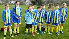 Image: small schools football festival 2019