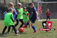 Image: Exeter City FC childrens' activities