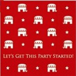 Republican Christmas Paper
