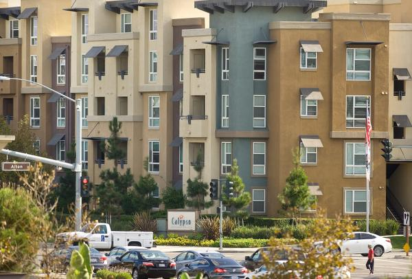 Average Asking Rent At County's Big Complexes At All-time