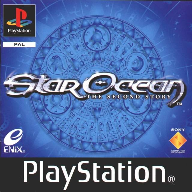 Game Star Ocean The Second Story PlayStation 1998