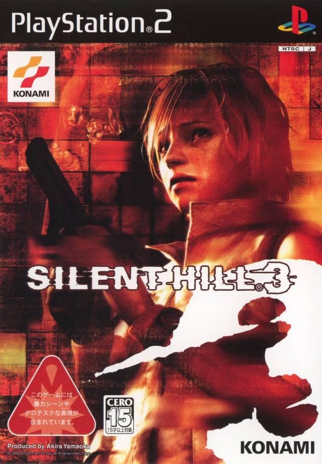 Game Silent Hill 3 PlayStation 2 2003 Konami  OC ReMix