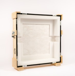exhibtion crate open