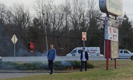 03/13/2018: Jewish Boys Burn Finnegan's Bush!