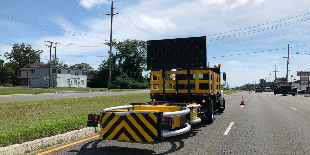 Toms River: NJ 37- Your Tax Dollars at work!