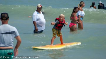 POAC Surfing 2018 Seaside Park