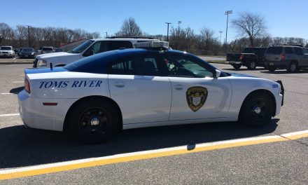 Toms River: Vehicle Pursuit