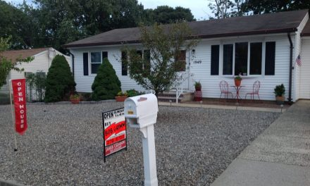 Toms River: 1200 SF Ranch- For Sale!