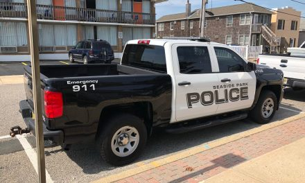Seaside Park: Suspicious Vehicle