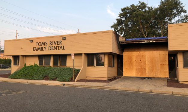 Toms River Family Dental: Fire Aftermath.