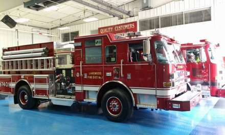 Lakewood: Structure Fire