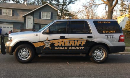 Toms River: OCSD & OCPO enroute to an unknown address- DOA.