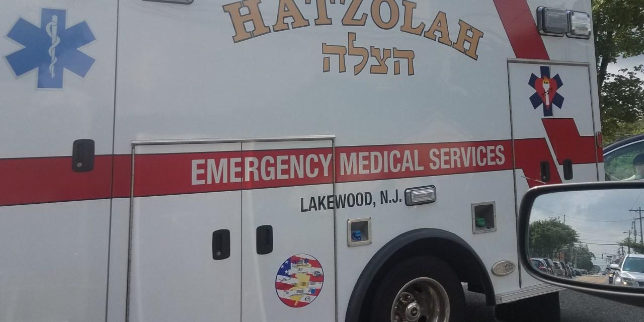 Lakewood: 1100 Block of E. County Line- MVA.