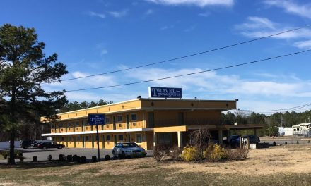Lakehurst: Travel Inn- Unconscious Party.