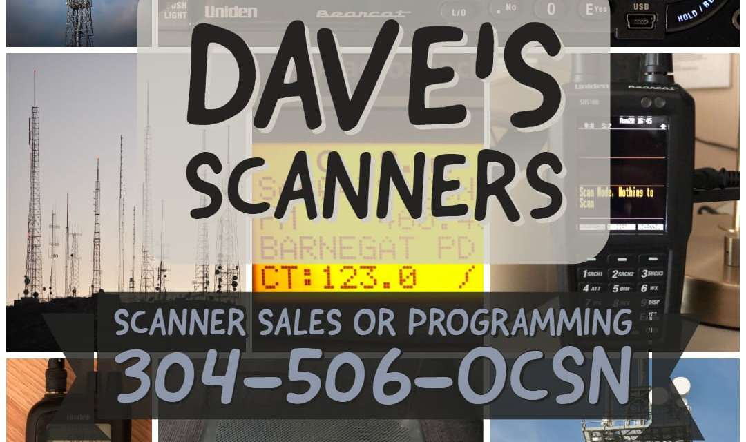 Scanners For Sale!