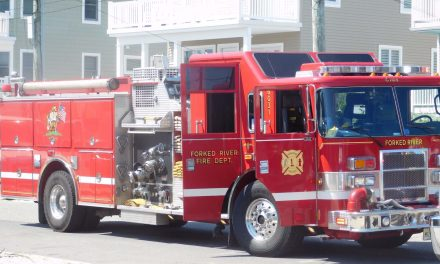 Lacey Twp. unknown type fire
